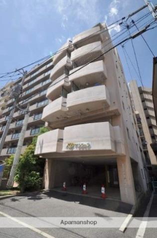 岡山駅前 徒歩13分 6階 1K 賃貸マンション