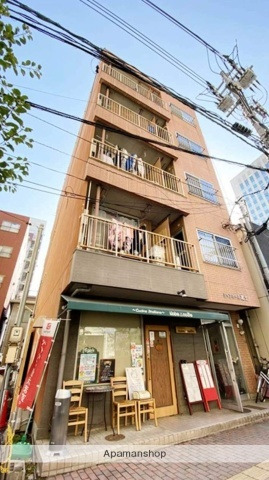 田町 徒歩8分 5階 1R 賃貸マンション