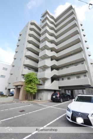 田町 徒歩3分 4階 1K 賃貸マンション
