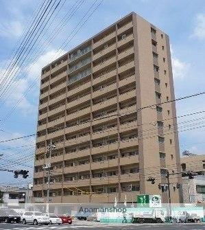 岡山駅前 徒歩12分 6階 1LDK 賃貸マンション