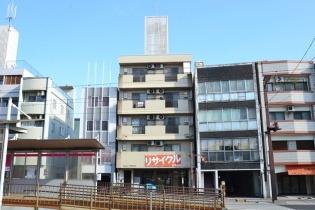 横川一丁目 徒歩5分 5階 1K 賃貸マンション