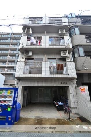 県病院前 徒歩5分 4階 1K 賃貸マンション