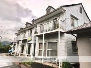 福山 徒歩12分 2階 1K 賃貸アパート