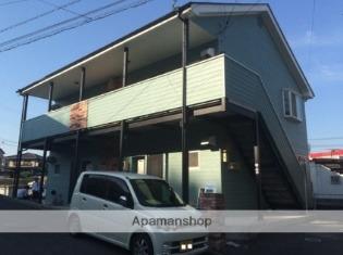 横尾 徒歩7分 1階 2DK 賃貸アパート