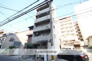 舟入町 徒歩5分 2階 1K 賃貸マンション