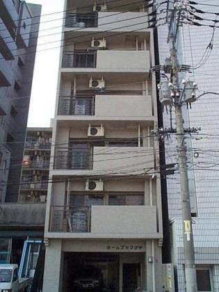 舟入町 徒歩5分 2階 2DK 賃貸マンション