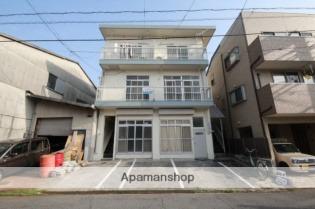 鷹野橋 徒歩12分 3階 2DK 賃貸マンション