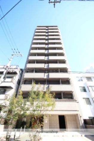 鷹野橋 徒歩9分 3階 1K 賃貸マンション