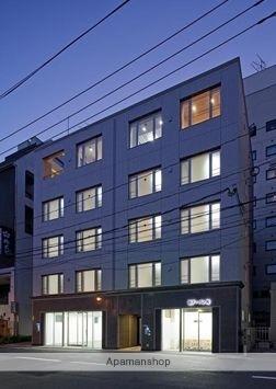 八丁堀 徒歩7分 4階 1K 賃貸マンション