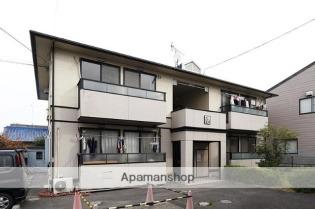 サニーコート・ヤマシタA・B 賃貸アパート