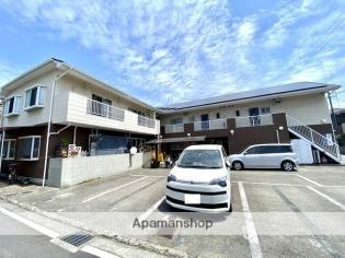 松山 徒歩19分 2階 3DK 賃貸アパート