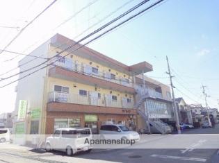 東新木 徒歩12分 3階 1K 賃貸アパート