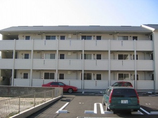 梅の辻 徒歩13分 2階 1LDK 賃貸アパート