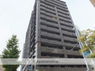 祇園 徒歩8分 4階 1K 賃貸マンション