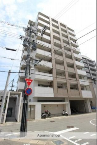 箱崎 徒歩8分 10階 2K 賃貸マンション