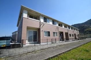 ボンヌールパンションⅡ 賃貸アパート