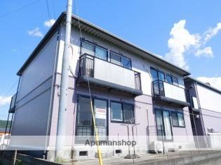 錦江 徒歩17分 2階 2DK 賃貸アパート