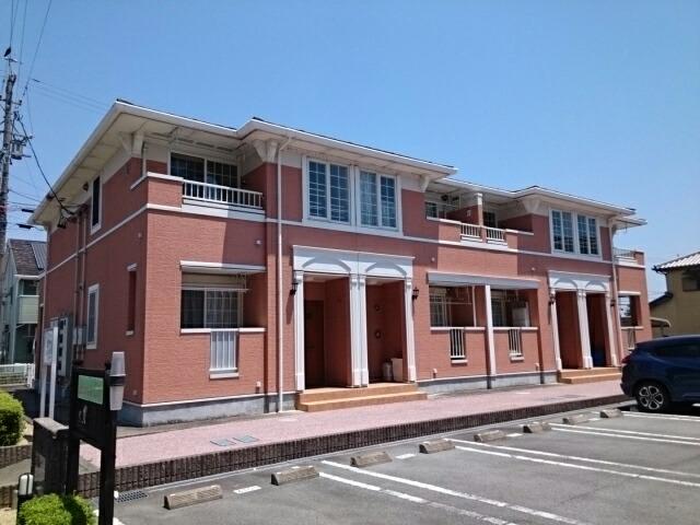 リバ-サイドシティ A棟 賃貸アパート