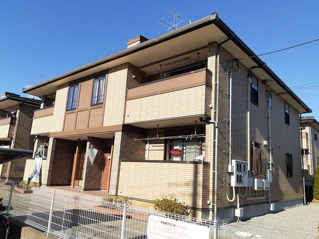 カポリーネア・Ⅰ 賃貸アパート