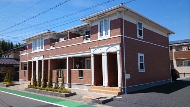 ストロベリ-ハウス A 賃貸アパート