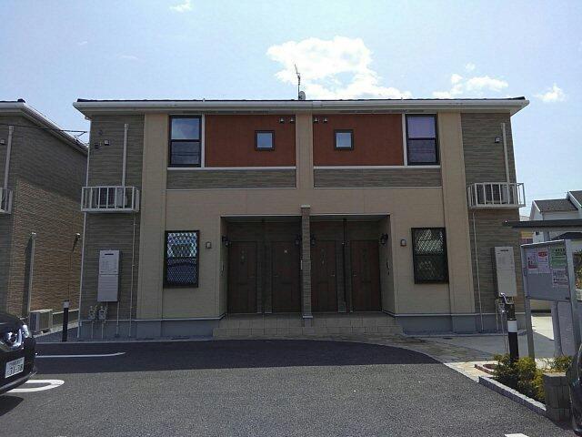 フレスクーラB 賃貸アパート
