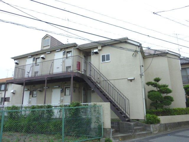 コーポ駿河台(6-7) 賃貸アパート