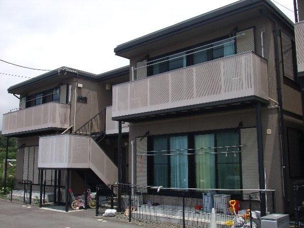 片浜 徒歩57分 1階 2LDK 賃貸アパート