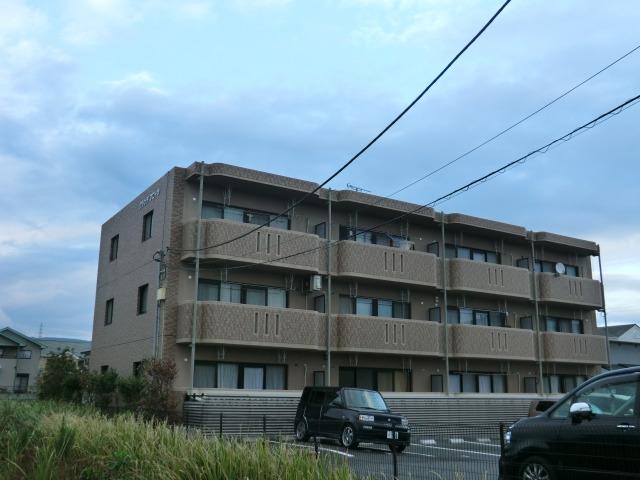 片浜 バス15分 停歩3分 1階 2LDK 賃貸マンション