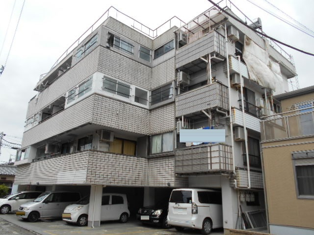 片浜 バス10分 停歩3分 3階 2DK 賃貸マンション