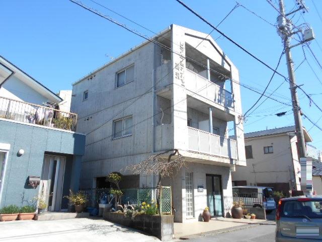 片浜 徒歩59分 3階 1K 賃貸マンション