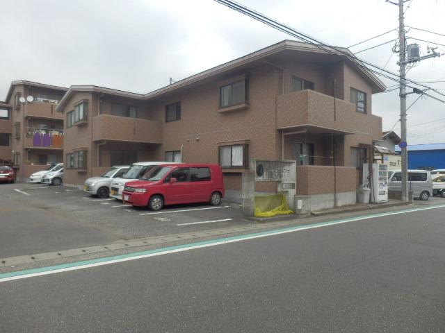 東田子の浦 徒歩51分 1階 2LDK 賃貸マンション