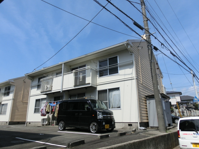 片浜 徒歩44分 2階 3DK 賃貸アパート