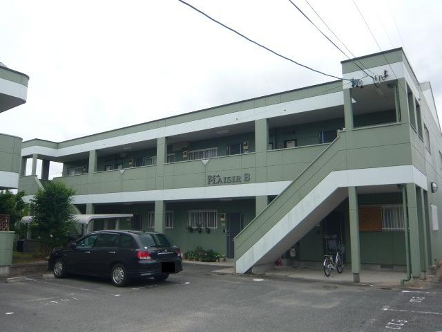 プレジールB 賃貸アパート