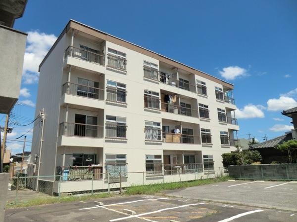 東岡崎 徒歩17分 3階 2DK 賃貸マンション