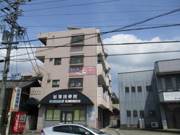 北岡崎 徒歩50分 4階 1K 賃貸マンション