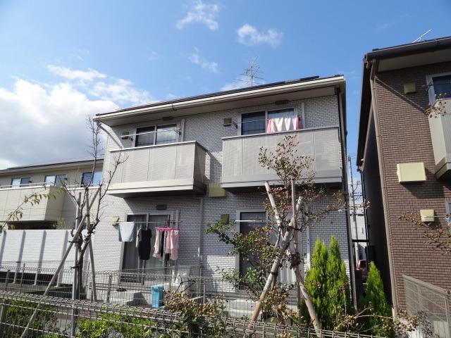 メルヴェーユ東静岡 B 賃貸アパート