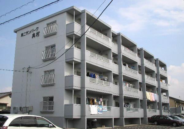 土橋 徒歩28分 4階 3DK 賃貸マンション