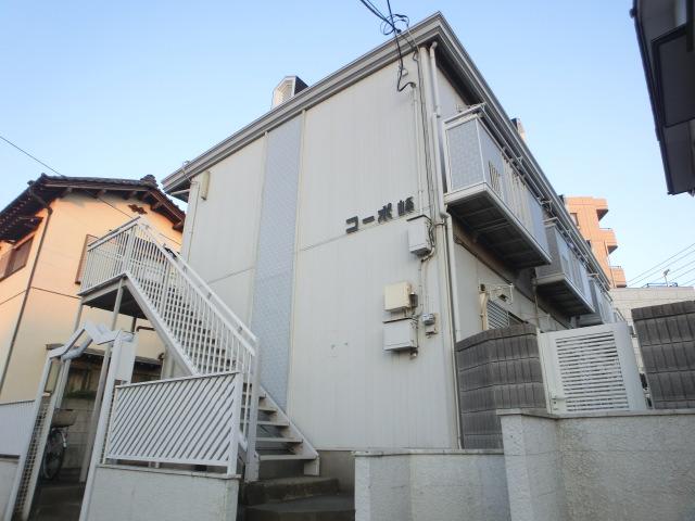 コーポ峰 賃貸アパート