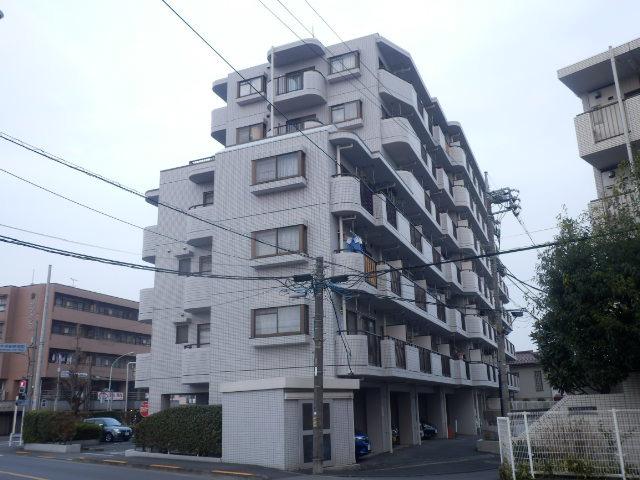 三協・寿崎グリーンコート福生 賃貸マンション