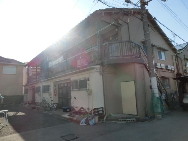 信太山ハウス3号館 賃貸アパート