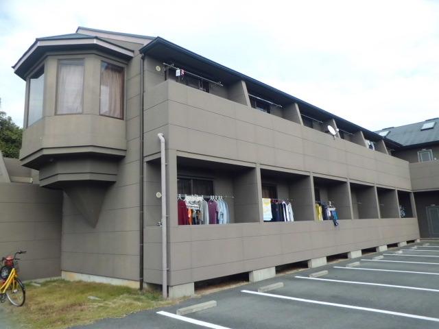 豊橋 バス20分 停歩6分 1階 1K 賃貸アパート