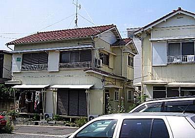 緑風荘 賃貸アパート