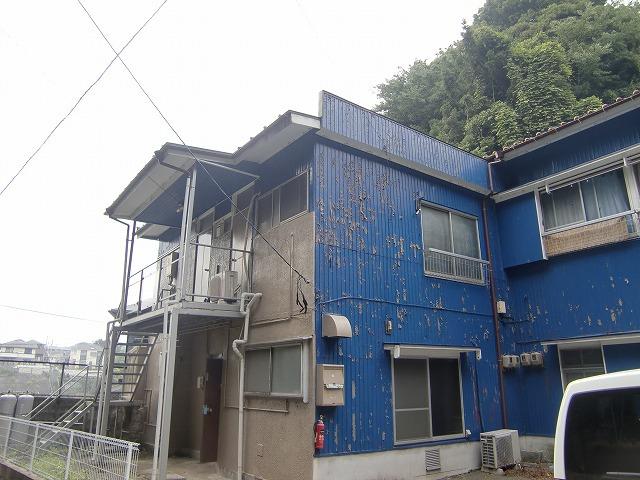 伊藤荘 北久里浜 賃貸アパート