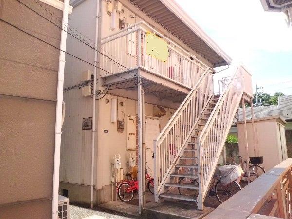 湘南グランドール PARTⅡ 賃貸アパート
