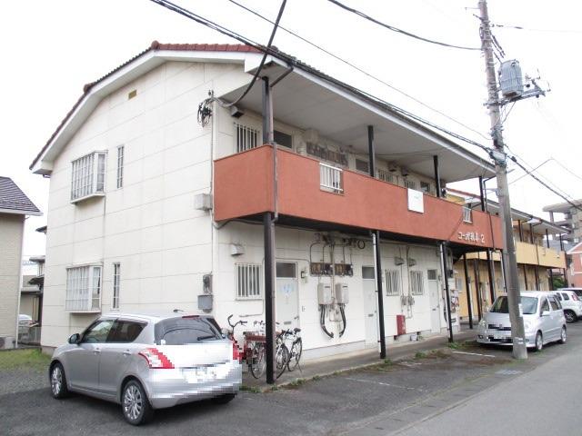 コーポ穂喜2 賃貸アパート