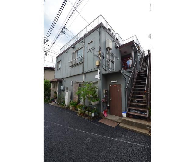 小田倉コーポ 賃貸アパート