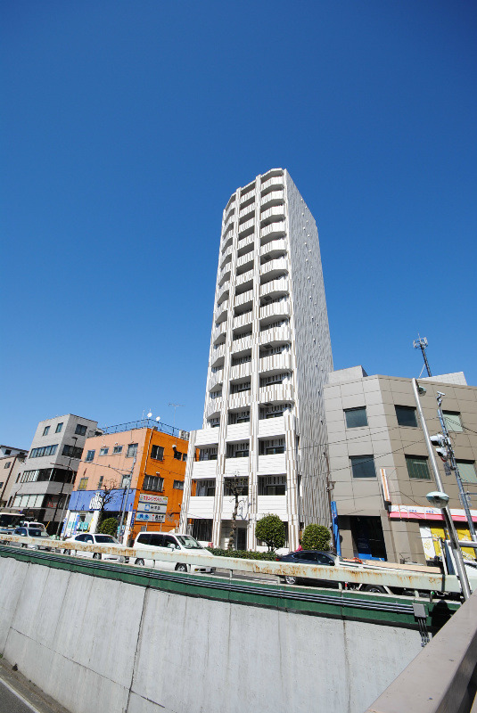プレミアムキューブ・ジー・駒沢大学 賃貸マンション