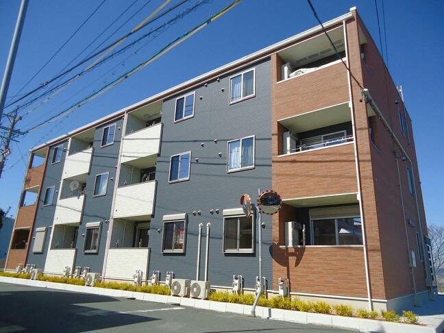 東田 徒歩39分 2階 1LDK 賃貸アパート