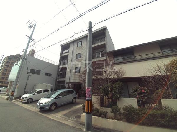 東岡崎 徒歩14分 3階 2DK 賃貸マンション