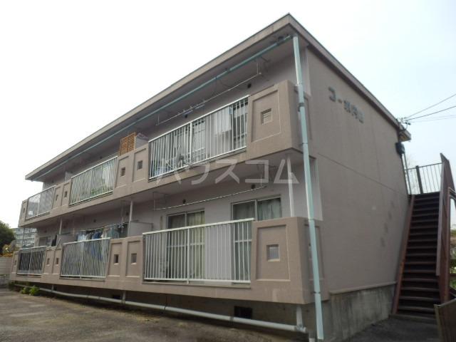 東岡崎 バス18分 停歩4分 2階 2DK 賃貸アパート